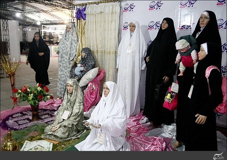 گرانی چادر کشف حجاب نرم است/ گلایه از نبود حامی برای تولیدکنندگان عفاف و حجاب