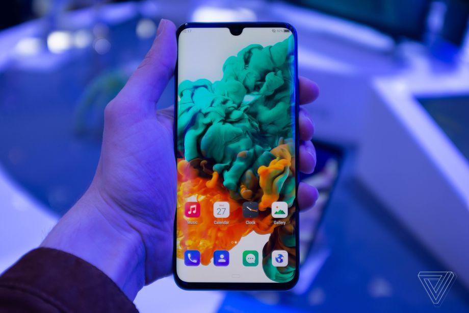 نسل پنجم شبکه در بهترین موبایل های 2019+تصاویر
