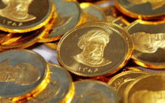 نرخ سکه و طلا در 21 اسفند 97/