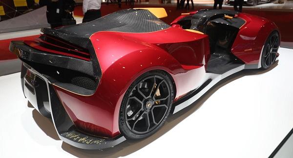 نمایشگاه ژنو ۲۰۱۹ | ابرکواد انگلر، یک موتور چهارچرخ با ویژگیهای یک ابرخودرو +تصاویر