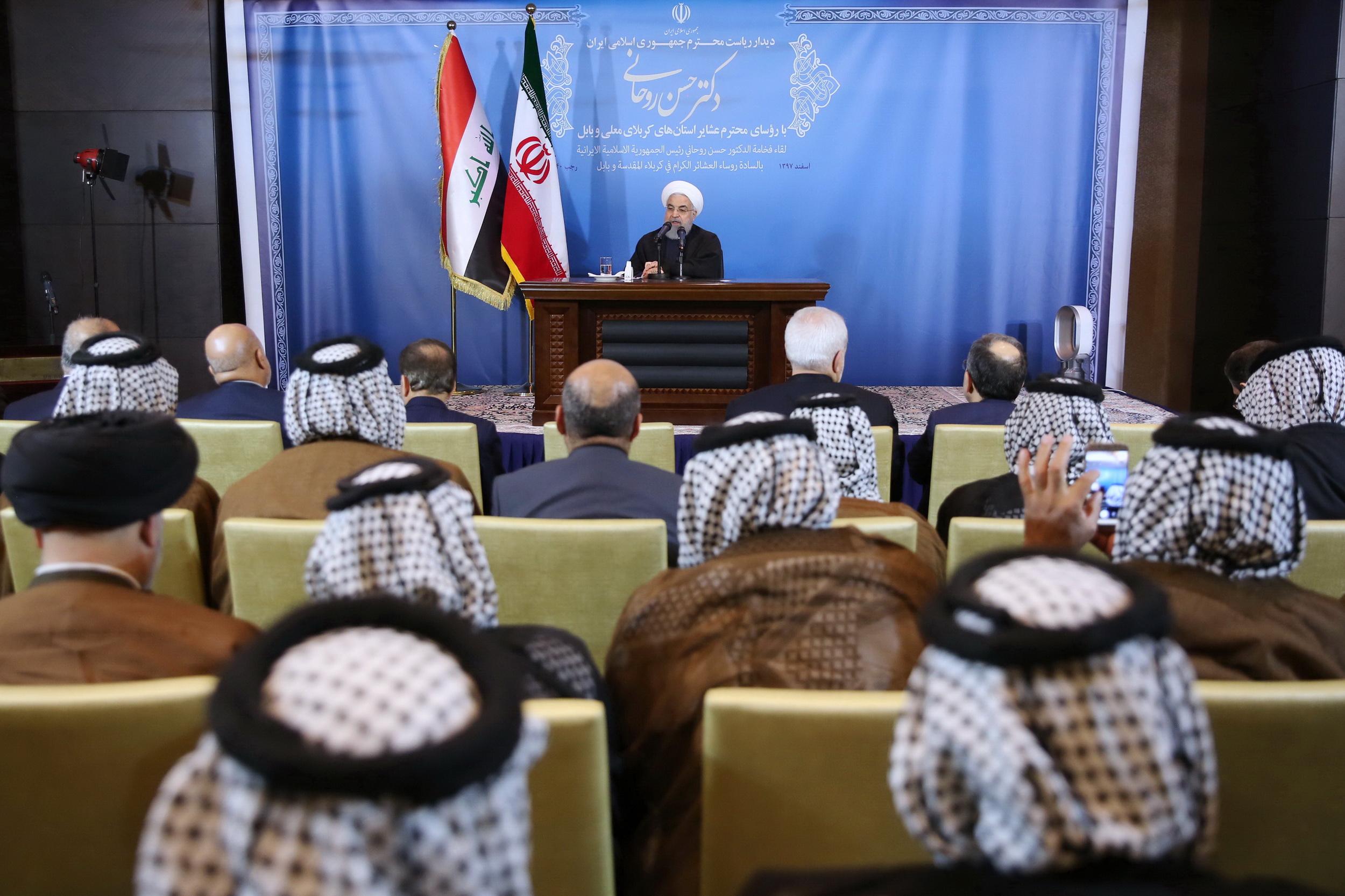 انسجام و وحدت عراق را به نفع عراق و کل منطقه میدانیم