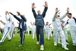 نیروهای بخش سلامت بیشتر به ورزش اهمیت دهند