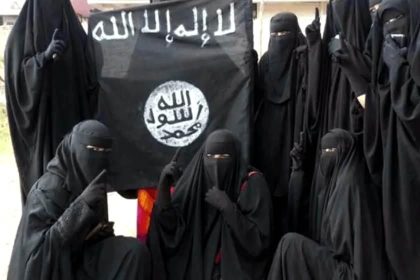 با زنان داعشی چه باید کرد؟