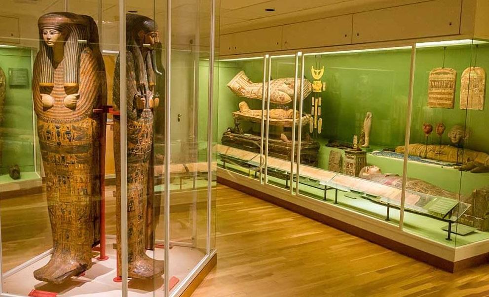 اشیای متعلق به دوره وایکینگها را در موزه ملی دانمارک ببینید