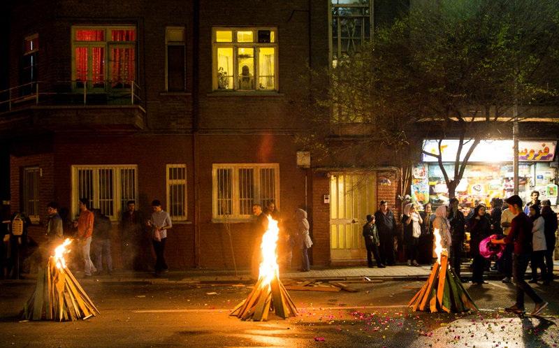 آداب و رسوم نوروزی مردم نهاوند پایتخت فراموش شده ساسانیان در ایران