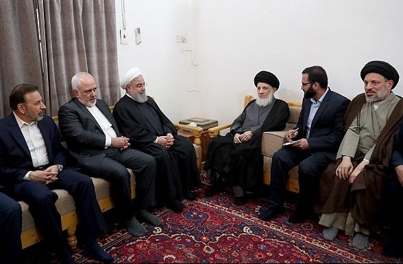 گزارش ظریف از برنامه های روز های دوم و سوم سفر روحانی به عراق