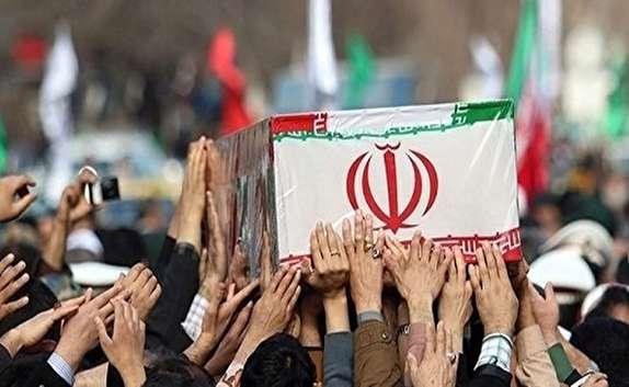پیکر پاک ۱۱۵ شهید دفاع مقدس شنبه از بندر خرمشهر وارد کشور میشود