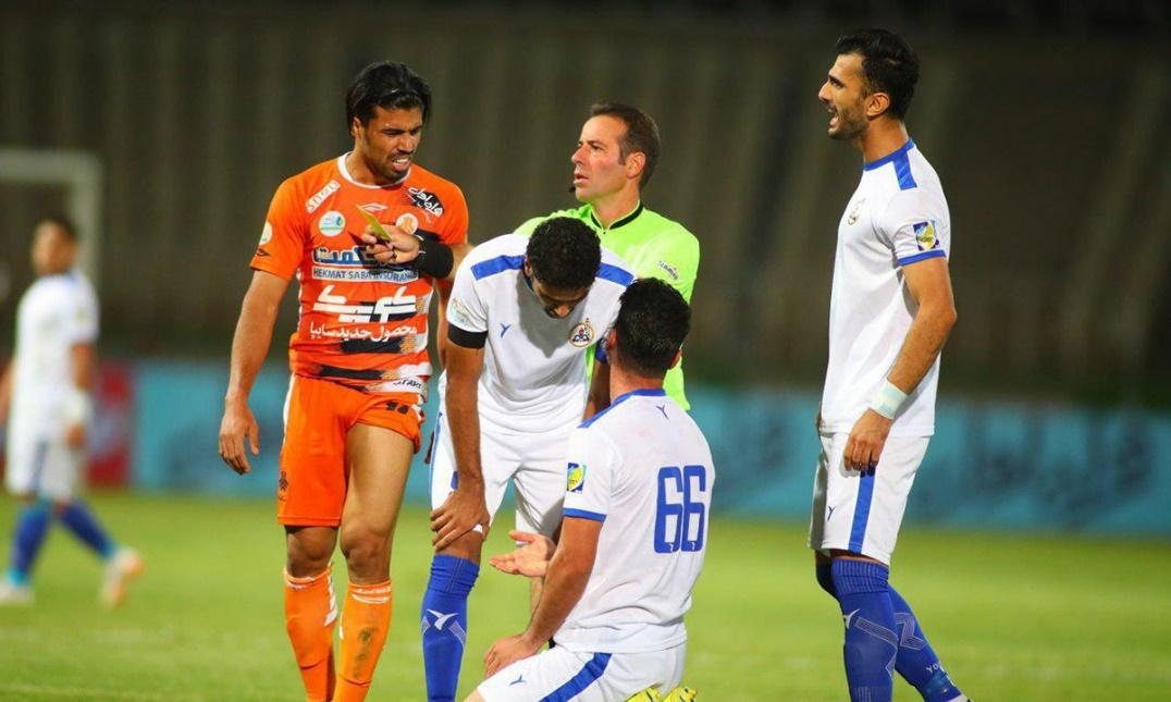 لحظه به لحظه با هفته بیست و دوم لیگ برتر فوتبال ایران