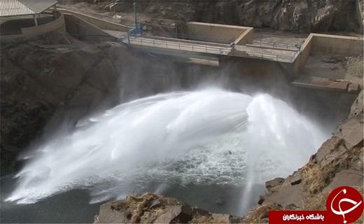 رهاسازی آب به سمت دریاچه ارومیه از سر گرفته می شود