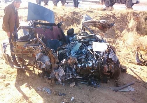 جدال مرگ در جاده های غیر استاندارد کرمانشاه