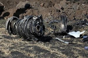 جعبه سیاه بوئینگ حادثه دیده اتیوپی بجای آمریکا به فرانسه می رود