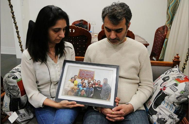 جان باختن تأسفبرانگیز سه نسل از یک خانواده کانادایی در حادثه سقوط هواپیمای اتیوپی