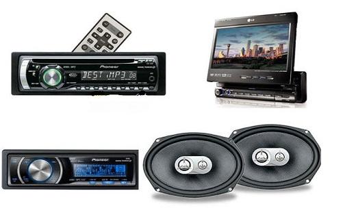 باشگاه خبرنگاران -قیمت سیستم صوتی و تصویری خودرو