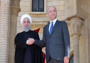 نماینده عراقی: سفر روحانی به عراق خشم صهیونیستها و آمریکاییها را برانگیخت