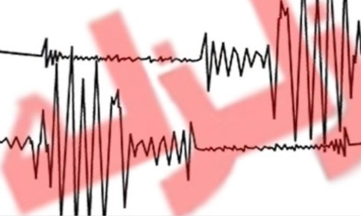 بزرگترین زلزله هفته در بافت / ثبت ۴۹ زمین لرزه در کشور