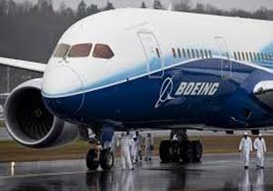 موافقت بوئینگ با تعلیق پرواز هواپیماهای ۷۳۷ مکس