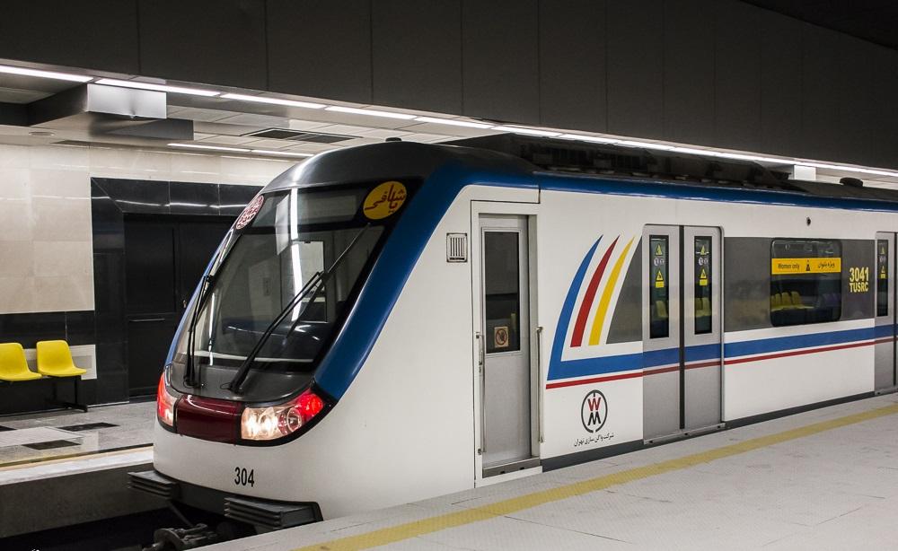 ایمنی کامل در خط ۷ مترو رعایت شده است