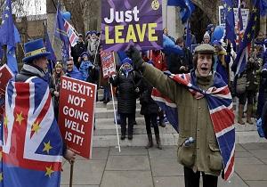 پارلمان انگلیس طرح برگزاری همهپرسی مجدد را هم رد کرد