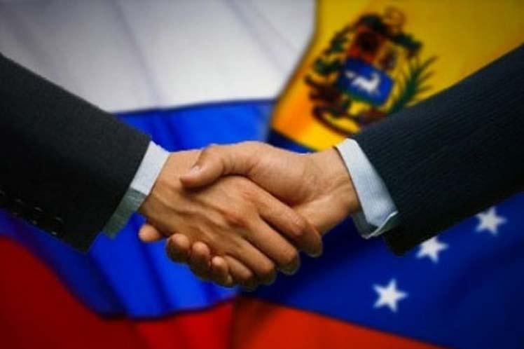 دیدار وزرای امور خارجه ونزوئلا و روسیه در اتریش