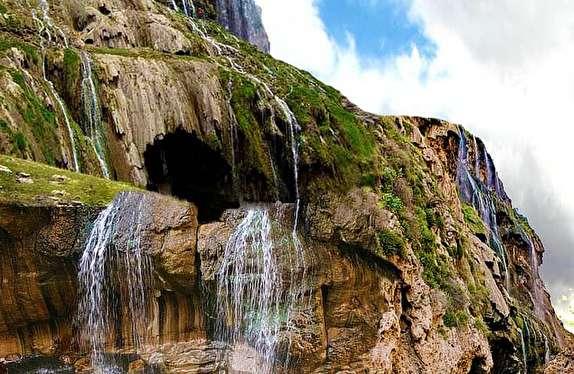 عروس آبشارهای ایران کجاست؟