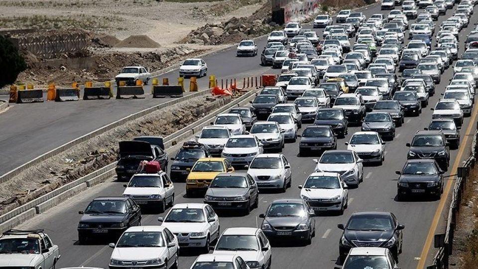 آخرین وضعیت راه های مواصلاتی کشور/ممنوعیت تردد موتورسیکلت در آزادراه ها و بزرگراه ها
