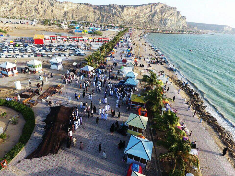 تنها بندر اقیانوسی ایران آماده میزبانی میهمانان نوروزی است