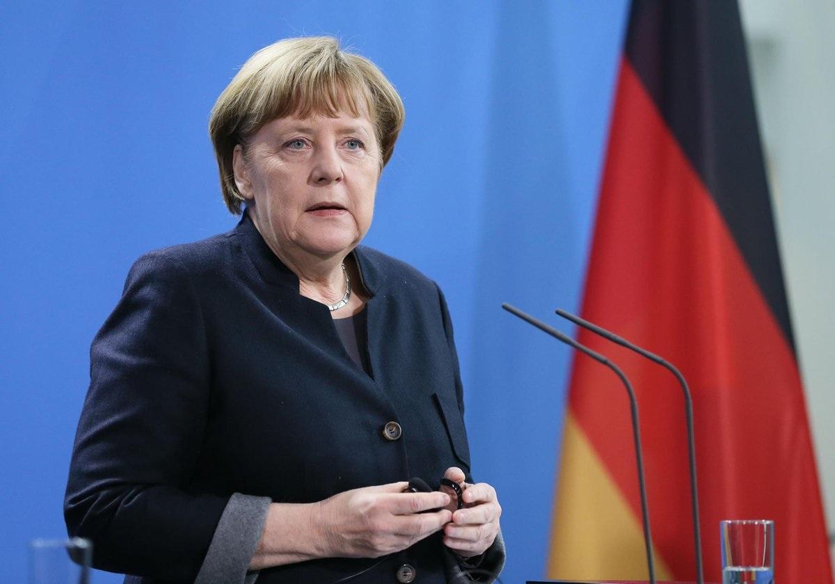 صدر اعظم آلمان حملات تروریستی در نیوزیلند را محکوم کرد