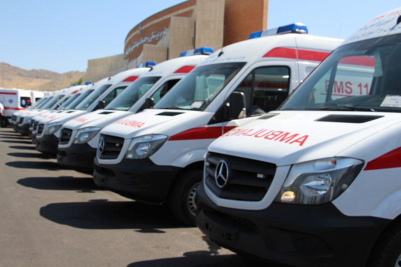 آغاز بکار ۳۹ پایگاه اورژانس شهری و جادهای استان مرکزی در طرح ستاد نوروزی اورژانس