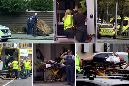 #نیوزیلند| فقط چشم آبی ها مورد حمله تروریستها قرار میگیرند؟
