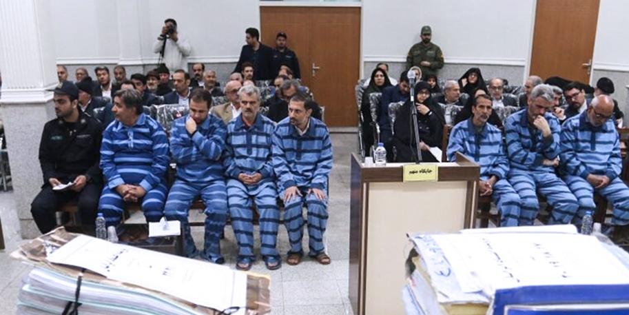 قرائت کیفر خواست برای هفت متهم پرونده تعاونی اعتبار اعتماد ایرانیان/ اخلالگران اقتصادی پای میز محاکمه