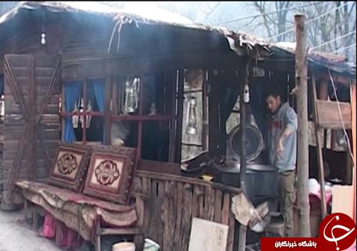 که مازندران شهر ما یاد باد، همیشه بر و بومش آباد باد +فیلم
