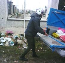 آشنایی ۲۰۰ خانوار با شیوههای تفکیک زباله