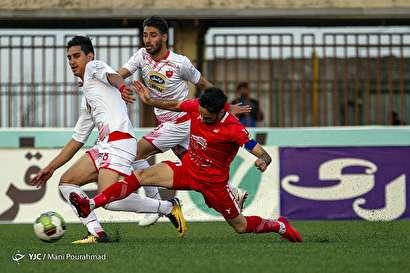 لیگ برتر فوتبال/ سپیدرود ۱ - پرسپولیس ۳