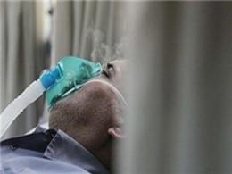 طوفان در محور ایرانشهر - بم ۱۰ نفر را دچار مشکل تنفسی کرد
