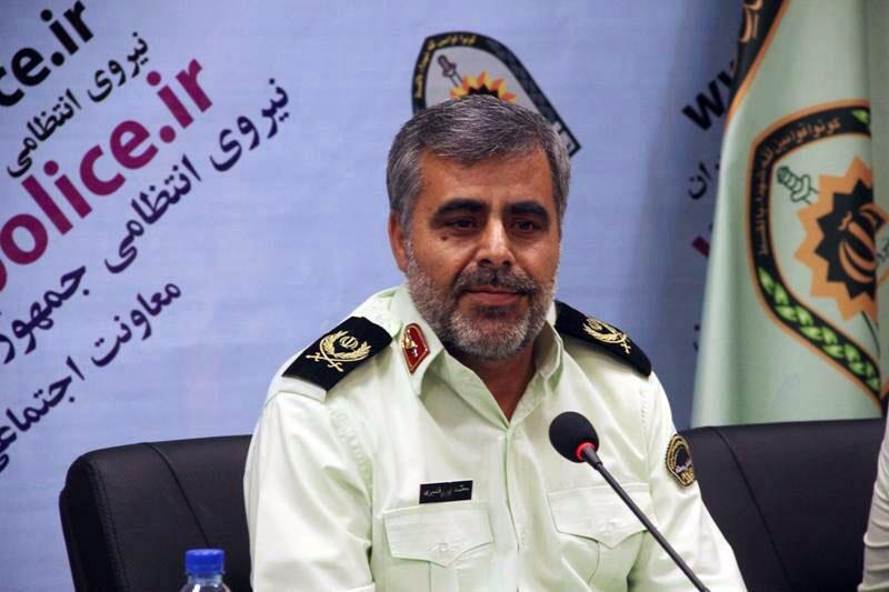 باند 6 نفره سرقت های مسلحانه در شهرستان ایرانشهر متلاشی شد