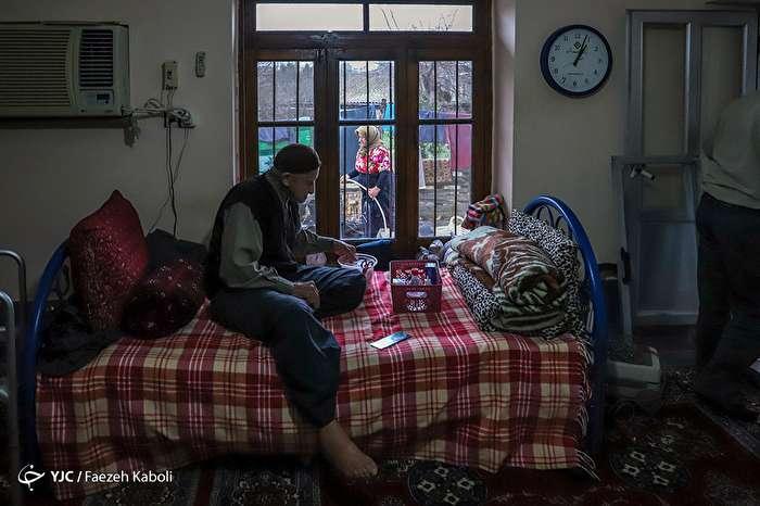 خانه تکانی در روستا