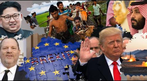 ۱۲ رویداد مهم بینالمللی در سالی که گذشت/ از تثبیت قدرت مقاومت تا تشدید اسلامهراسی در غرب