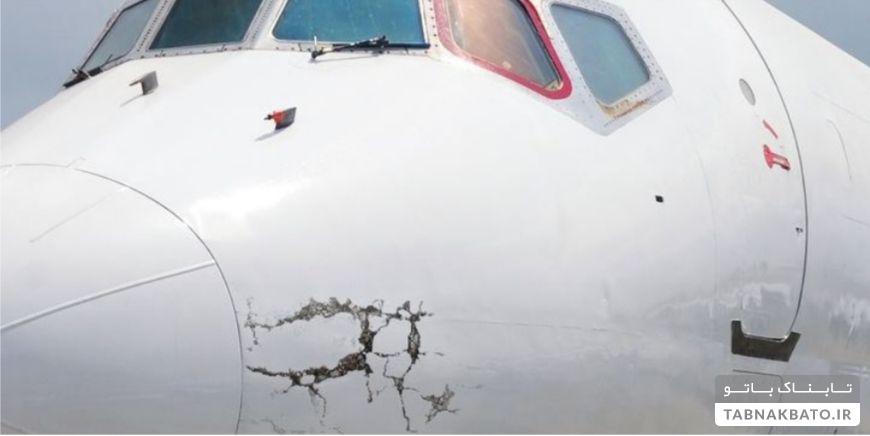 چرا خلبان ها اجازه ریش گذاشتن ندارند؟