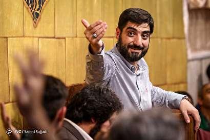 باشگاه خبرنگاران -جشن اعیاد ماه رجب در هیئت ریحانة الحسین