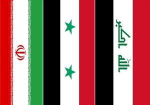 العالم: هدف از نشست نظامی ایران، عراق و سوریه رویارویی با تحرکات تروریستی آمریکا در منطقه است