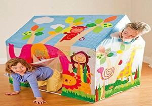 خرید چادر بازی کودک چقدر هزینه دارد؟