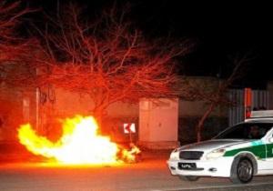 توصیههای پلیس یزد به مناسبت چهارشنبه آخر سال