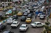 باشگاه خبرنگاران -افزایش تردد وسایل نقلیه در مرکز شهر ایلام