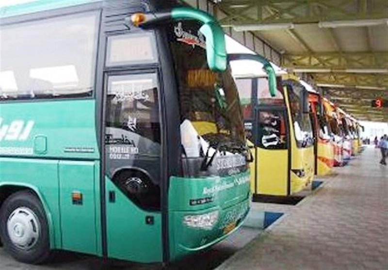 کباری/ ۱ میلیون و ۵۰۰ هزار صندلی اتوبوس در اختیار مسافران نوروزی / بلیت اتوبوس بعد از نوروز ارزان میشود
