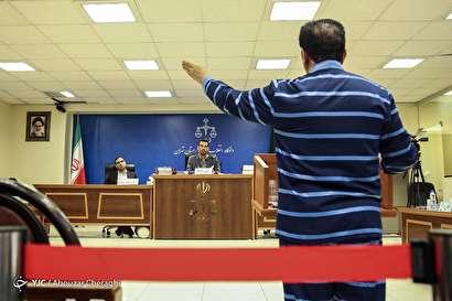 باشگاه خبرنگاران -پنجمین جلسه دادگاه حسین هدایتی