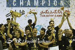 قهرمانی شهرداری ورامین در لیگ برتر والیبال