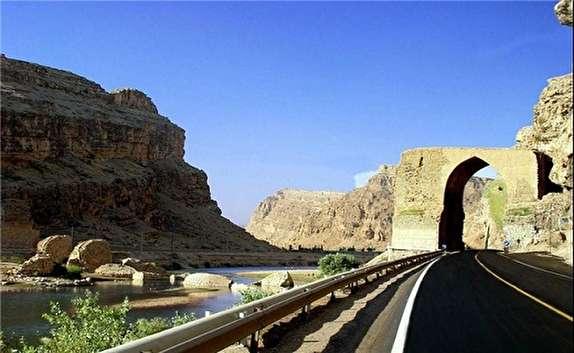 باشگاه خبرنگاران - ممنوعیت تردد کامیون و تریلر در محور پل سیمره _ پلدختر