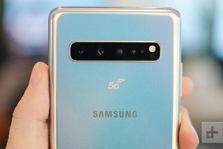 سرعت دانلود با نسخه 5G گلکسی S10 چقدر خواهد بود؟