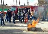 باشگاه خبرنگاران -۱۰هزار دانش آموز بوکانی نکات ایمنی چهارشنبه سوری را فرا گرفتند