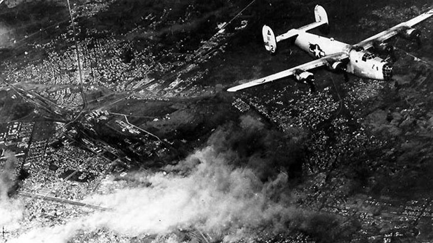 مردی که درباره خطای تحلیلگران نظامی در جنگ جهانی دوم هشدار جدی داد + تصاویر